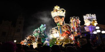 The Carnival of Acireale