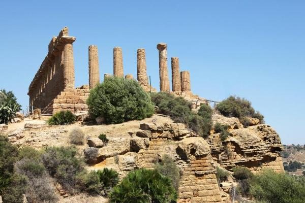Agrigento the town of Gods